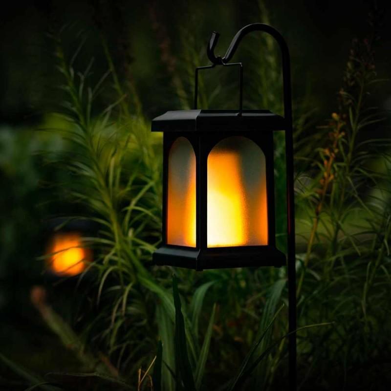 trueflame solcelle lanterne