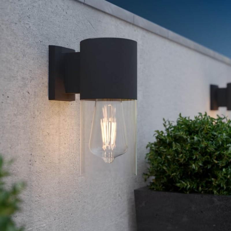 Salcombe solcelle væglampe