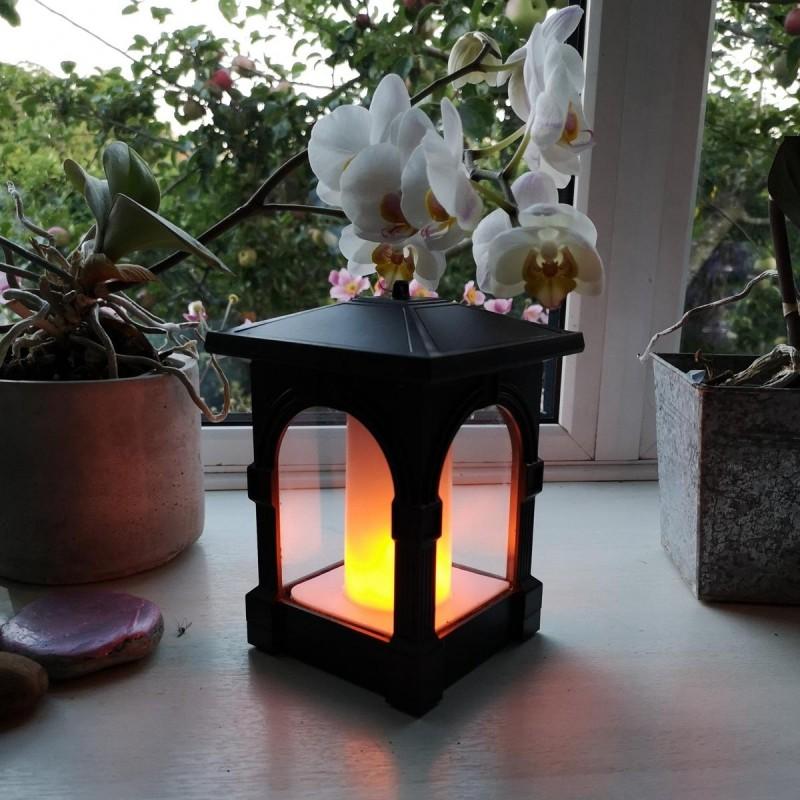 Sunflame Solcelle Lanterne