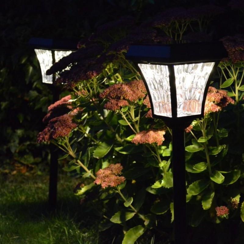 Alina Premium Solcellelamper (sæt af 2)