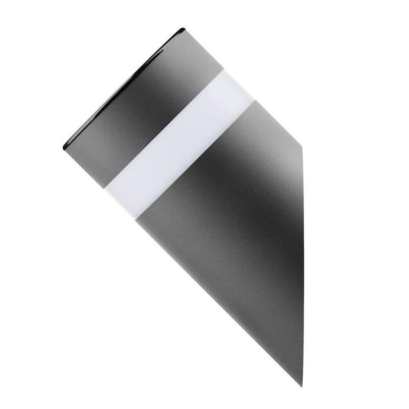 bath solcelle væglampe varmt hvidt lys