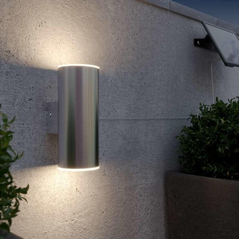 Chester solcelle væglampe (100 lumens)