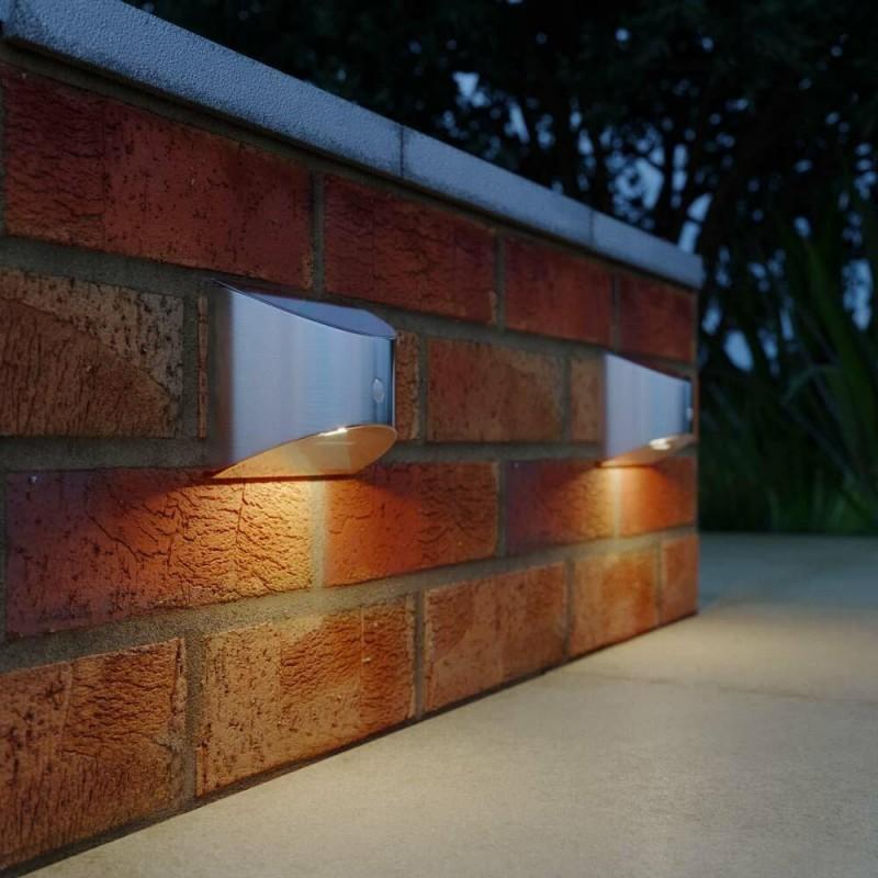 Chiltern Solcelle Sensorlampe