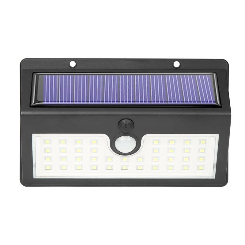 Solcelle sensorlampe