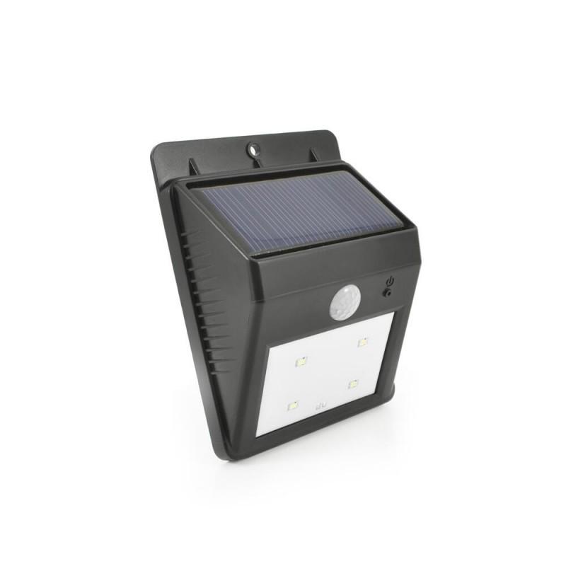 Eco Wedge solcelle væglampe med censor