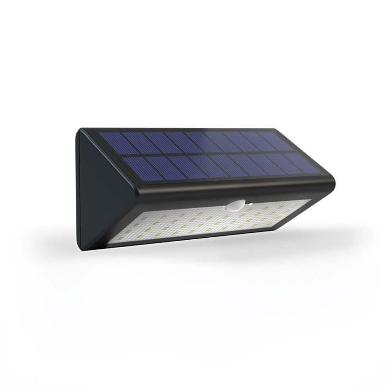 Eco Wedge Pro solcelle sensorlampe