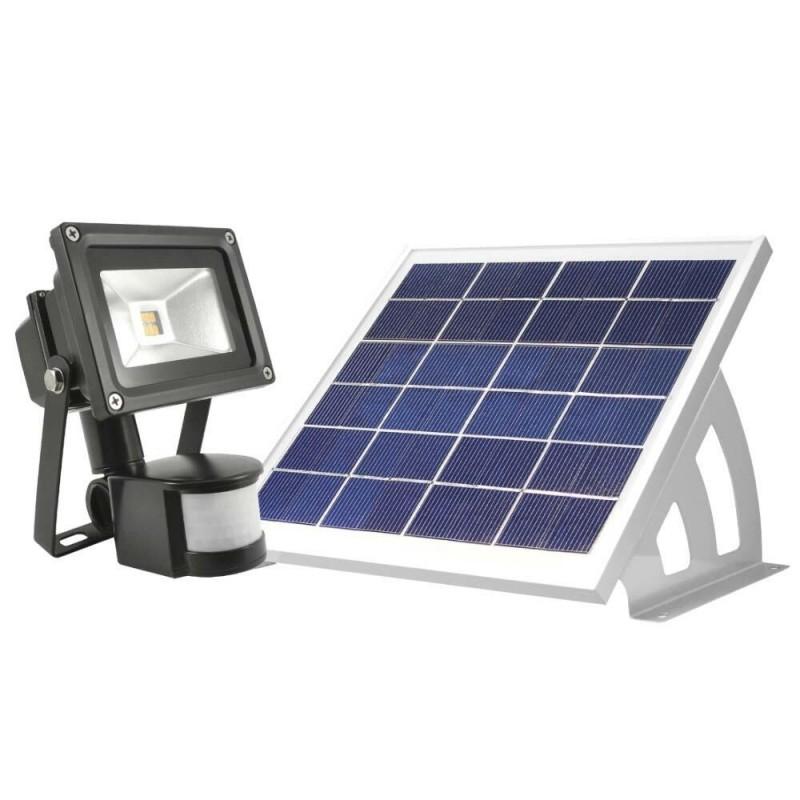 Evo SMD Solcelle Projektør (350lm)