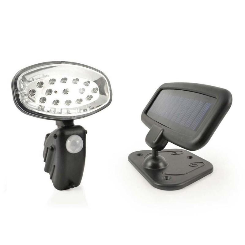 EVO utility solcelle sensorlampe/floodlight