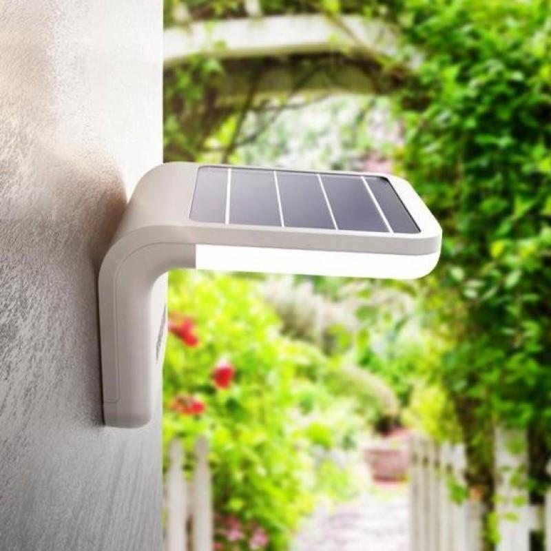 Garland solcelle væglampe (sæt af 2)