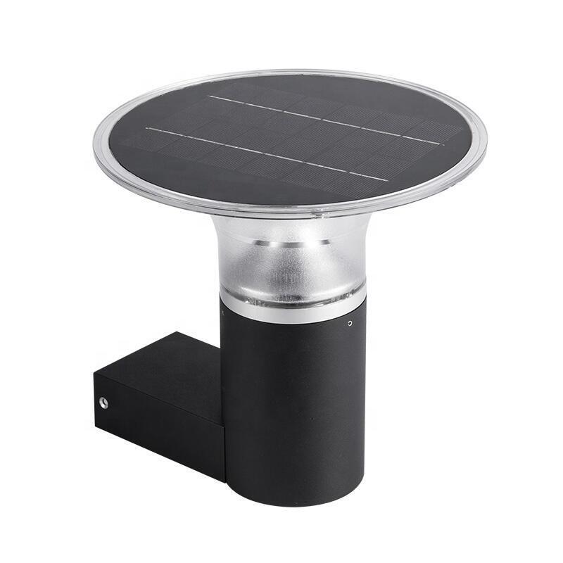Helios PRO solcelle væglampe