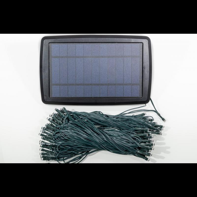 Aurora PRO solcelle lyskæde