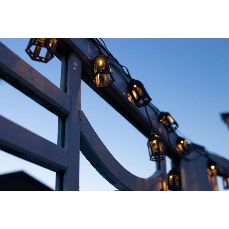 Solcelle lanterner ELAN