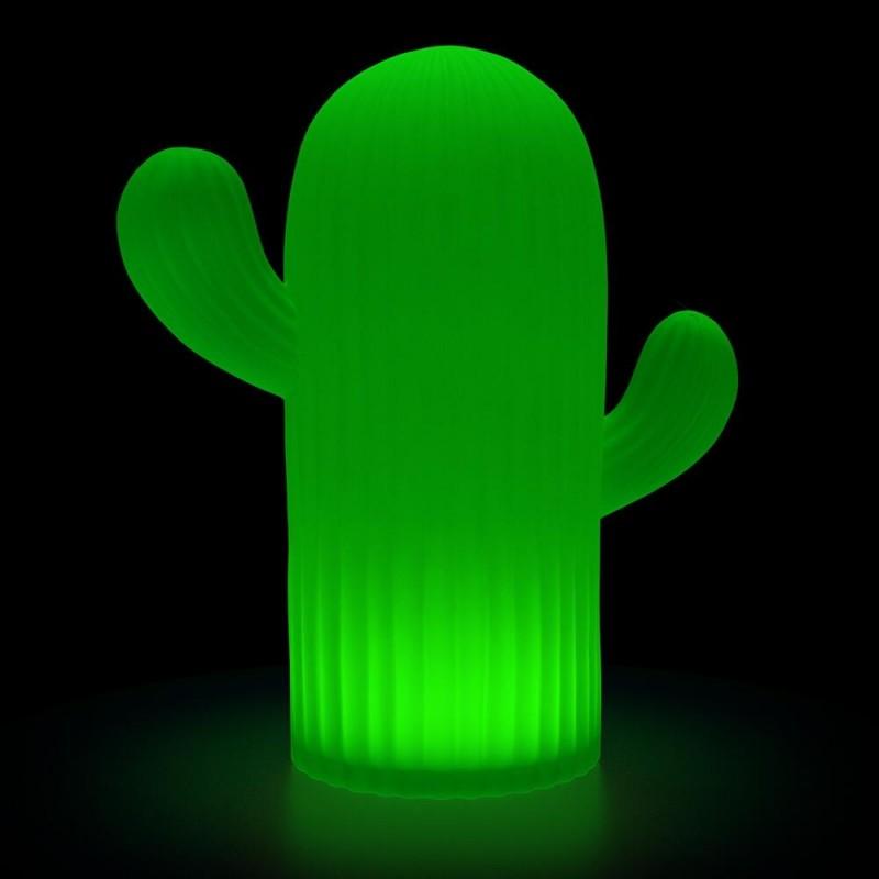 Formlampe på solceller (Kaktus)