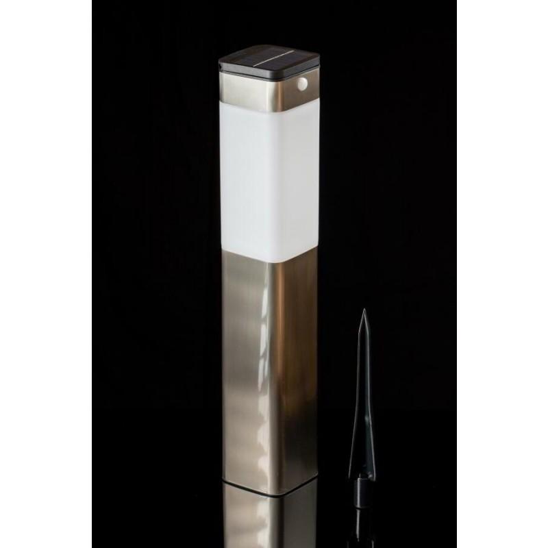 solcelle havelampe med sensor