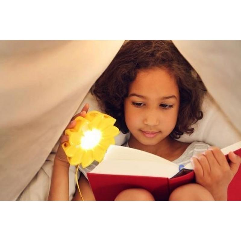 Little Sun solcellelampe
