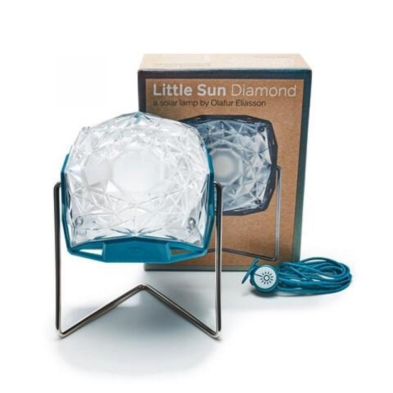 little sun diamond solcellelampe