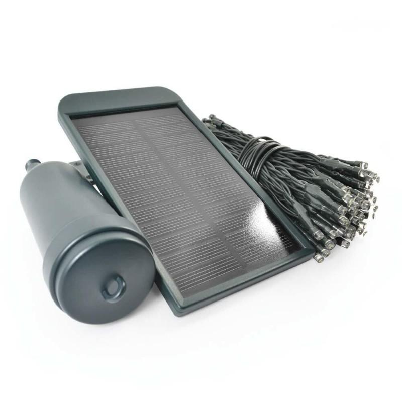 solcelle lyskæde lumify