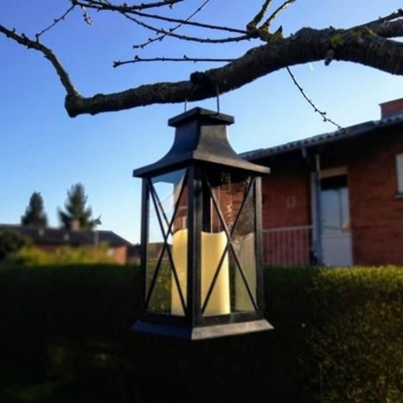 Solcelle lanterne