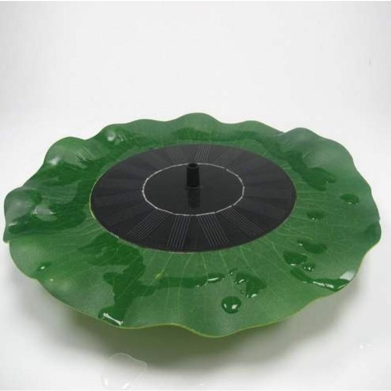 Solcelle Åkande-springvand