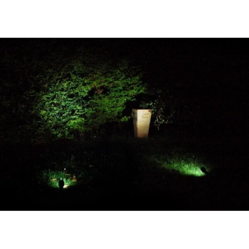 Selene solcellelampe - spotlights