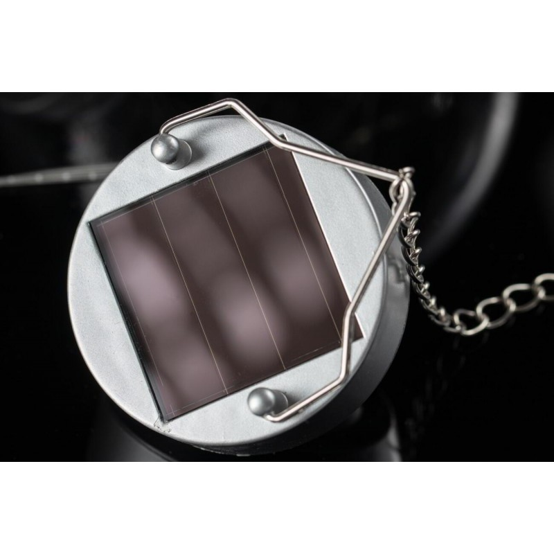 solcelle kugle hængende