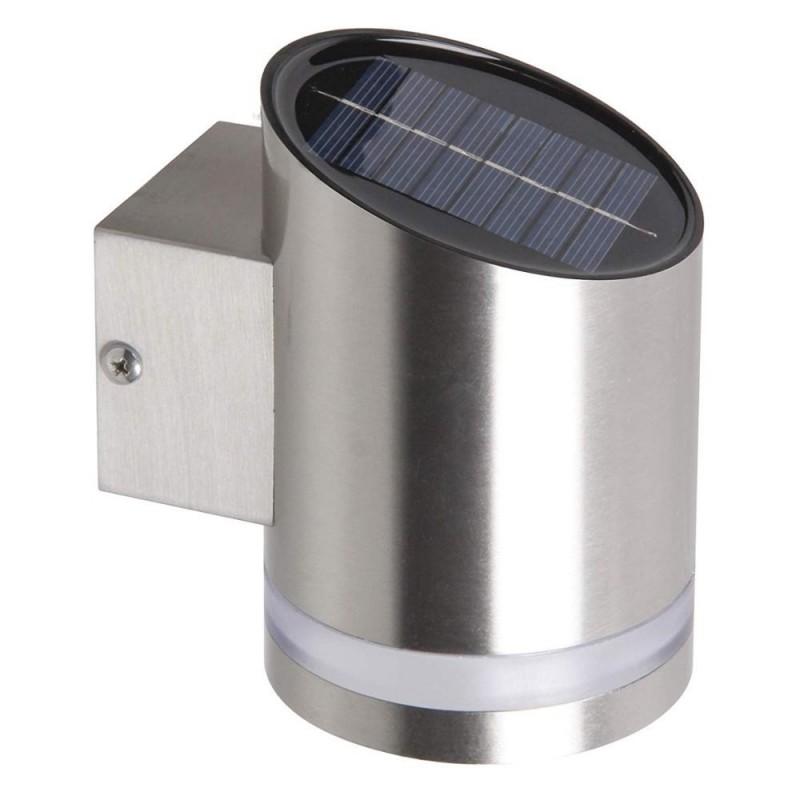 Truron solcelle væglampe