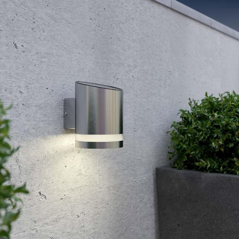 Truro Solcelle Væglampe