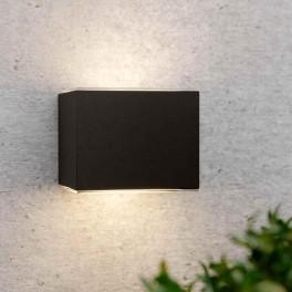 Avon solcelle væglampe (antracit)-20