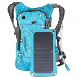 solcelle rygsæk