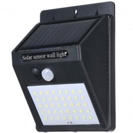 Eco Solar solcelle væglampe med sensor
