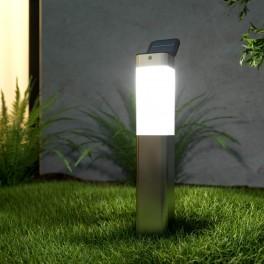 Kodiak solcelle sensorlampe på spyd-20