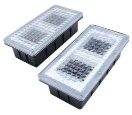 Nedgravningsspot med solcelle (sæt af 2)-20