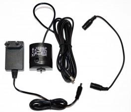 Adaptor og DC pumpe til stikkontakt
