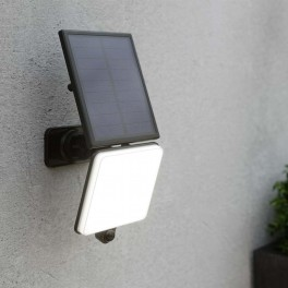 Softec solcelle sensorlampe (500lumens)