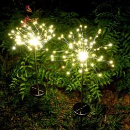 Sparks solcellespyd (sæt af 2)