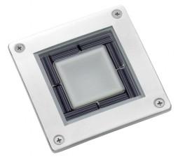 Terrasse spot med solcelle (firkantet)-20