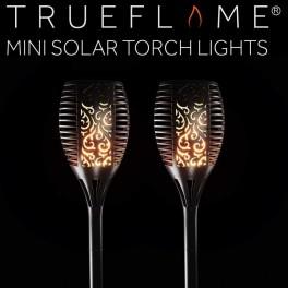 Trueflame Small solcelle fakler (sæt af 2)-20