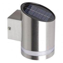 Solcelle væglampe