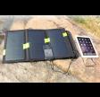 Solcelle oplader