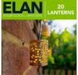 Kobber Lanterner ELAN
