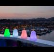 Faralay solcelle lanterne