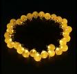 Solcelle lyskæde