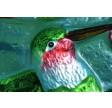 Smukt fuglebad til fugle