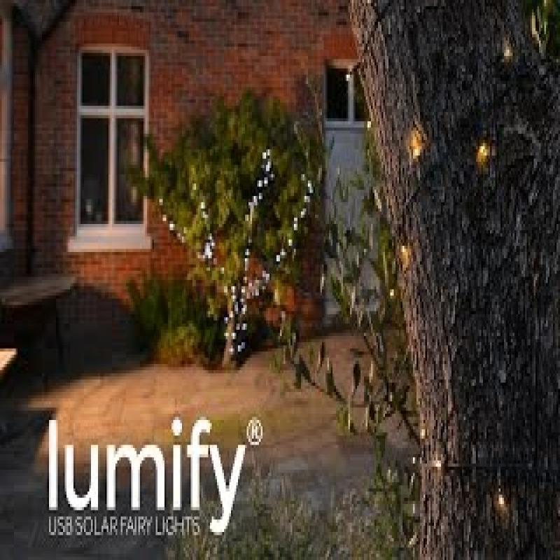 0__=__youtube___Lumify Solar Lichterkette für den ganzjährigen Gebrauch mit 100 bunten LED-Leuchten___https://www.youtube.com/watch?v=5uZPNPosIsc___5uZPNPosIsc