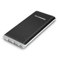 10.000 mAh batteri powerbank
