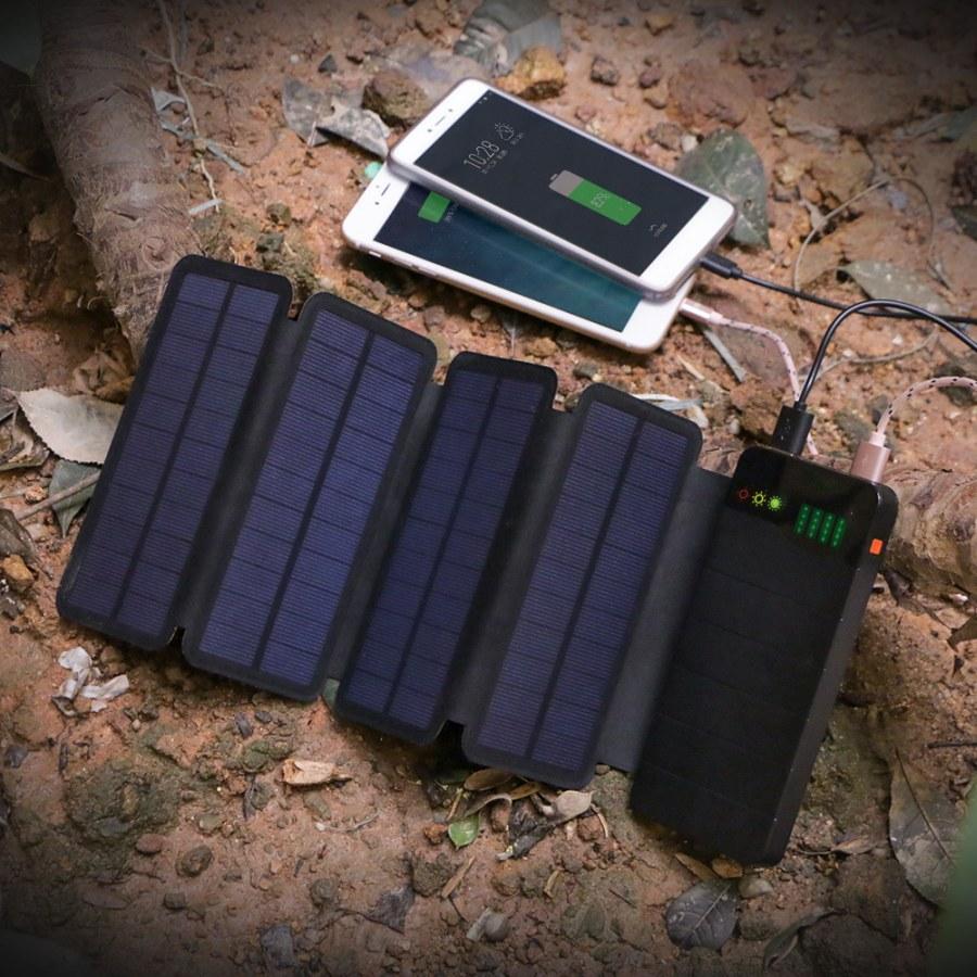 solcelle powerbank