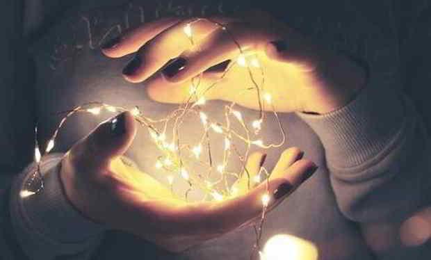 Magiske lyskæder