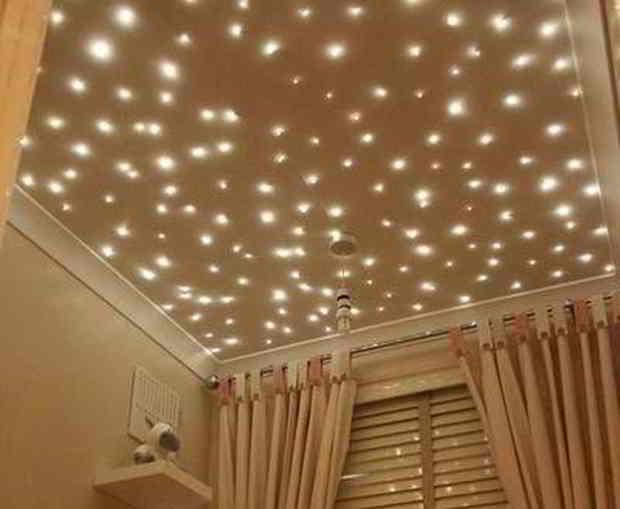 Stjerner i loftet