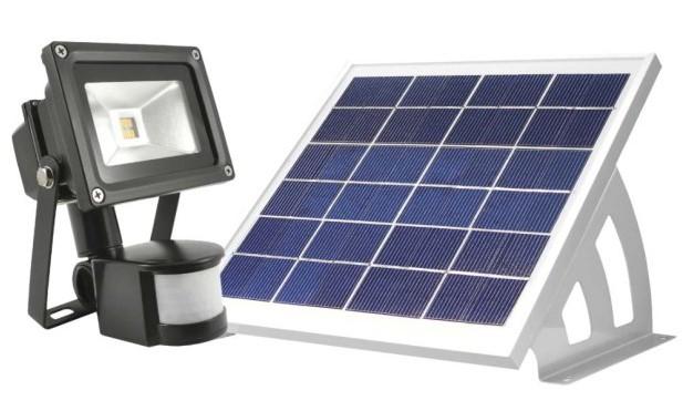 Solceller til sommerhus