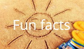 Fun facts om solen